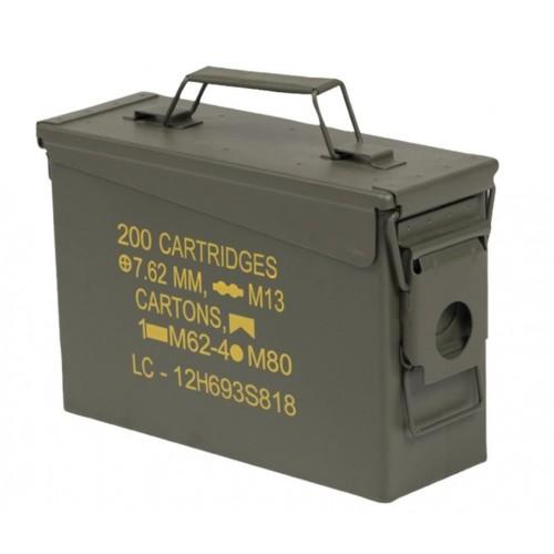 CASSA MUNIZ.METAL M19A1 CAL.30