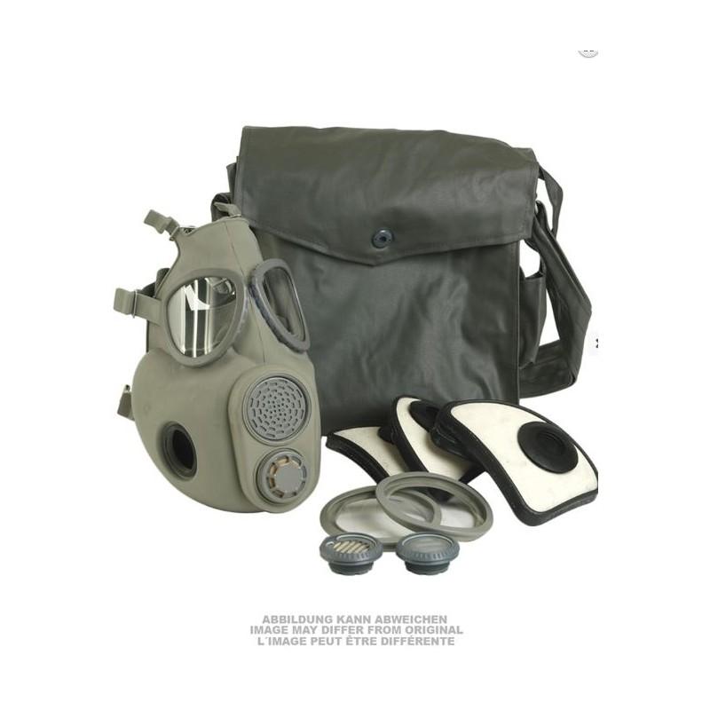 MASCHERA PROTEZIONE M10 C/FILTRO DECO