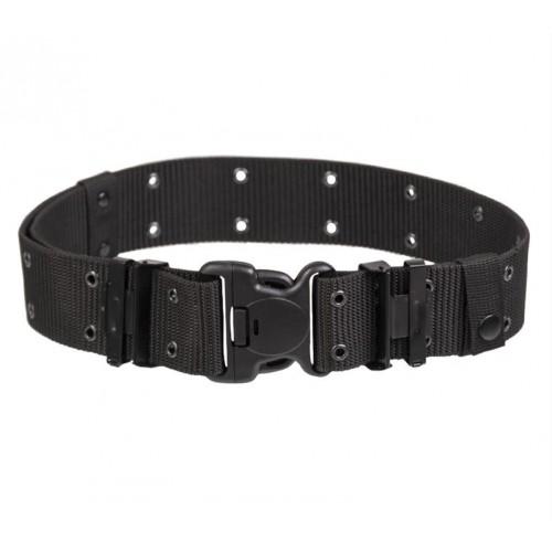 Cinturone Combat Fibbia Duraflex® Nero