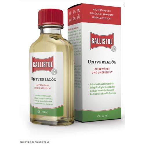 OLIO BALLISTOL0174® UNIVERSALE BOTTIGLIA ML.50