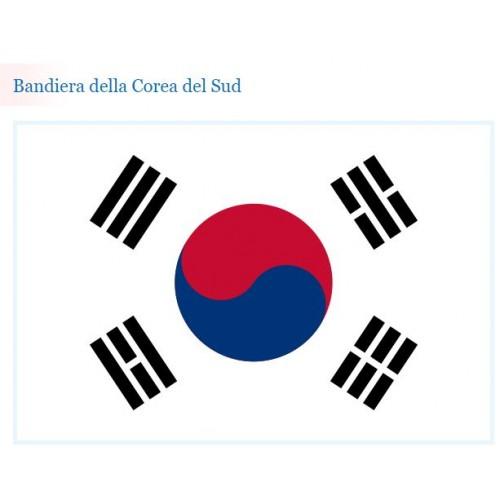 BANDIERA COREA SUD 100X150 OFF