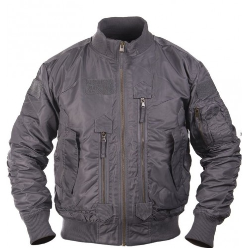 GIACCA TACTICAL FLIGHT URBAN GRIGIA