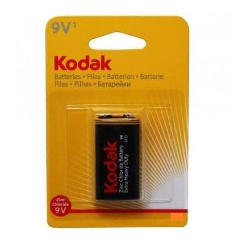 Batt.Kodak 9V Trans.Alkaline